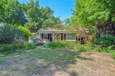Single Family Home For Sale: 635 Okmulgee