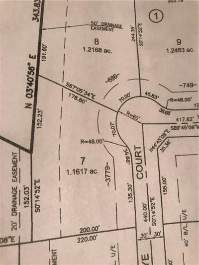 Blanchard Residential Lots & Land For Sale: 3779 Wild Rye Ct