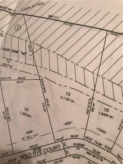 Blanchard Residential Lots & Land For Sale: 999 Wild Rye Ct
