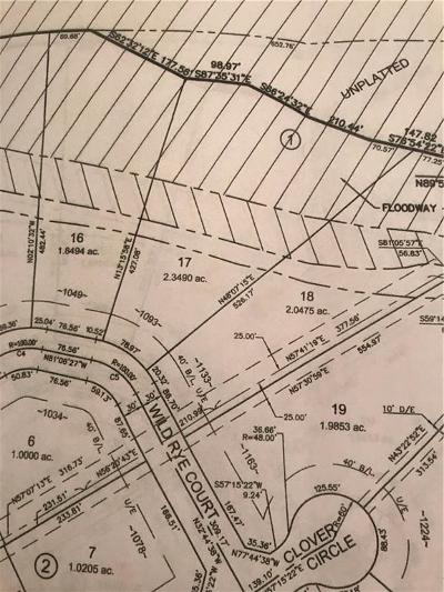 Blanchard Residential Lots & Land For Sale: 1093 Wild Rye Ct