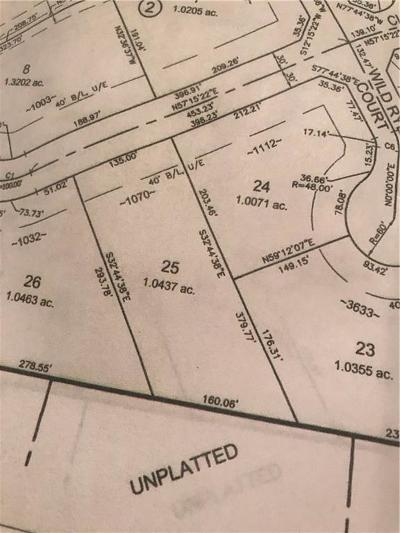 Blanchard Residential Lots & Land For Sale: 1070 Windmill Ave