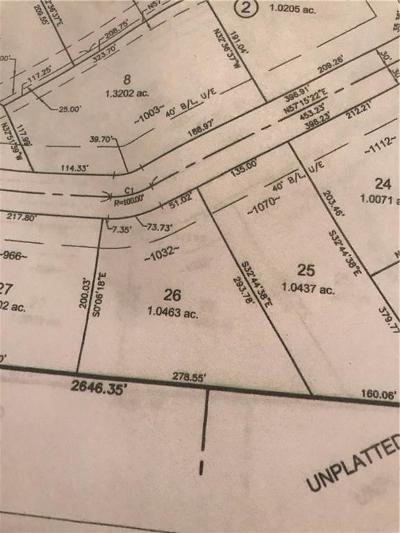 Blanchard Residential Lots & Land For Sale: 1032 Windmill Ave