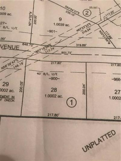 Blanchard Residential Lots & Land For Sale: 900 Windmill Ave