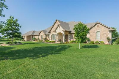 Oklahoma City Single Family Home For Sale: 11201 Vineyard