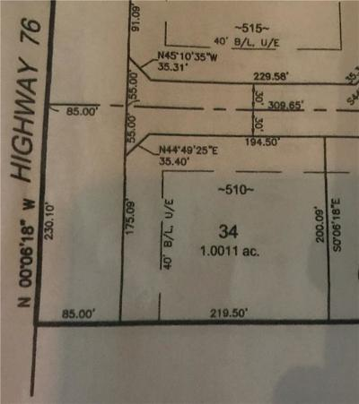 Blanchard Residential Lots & Land For Sale: 510 Windmill Ave
