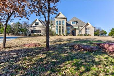 Edmond Single Family Home For Sale: 1509 Brook Bank Drive
