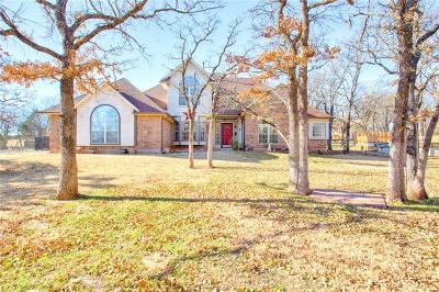 Single Family Home For Sale: 5809 Hickory Bend