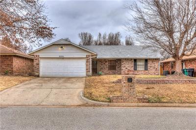 Oklahoma City OK Single Family Home Pending: $134,900