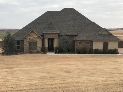 Fort Cobb Single Family Home For Sale: 1213 W Mountain Heights