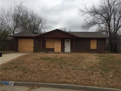Midwest City Single Family Home For Sale: 9535 Briarwood Drive