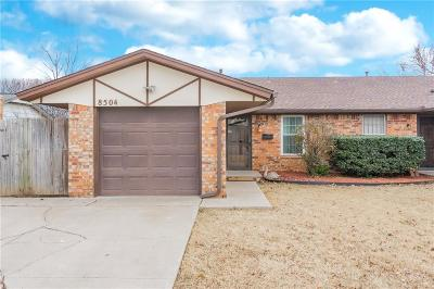 Attached For Sale: 8504 S Camay