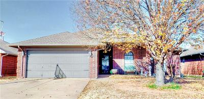 Moore Single Family Home For Sale: 617 20th Street