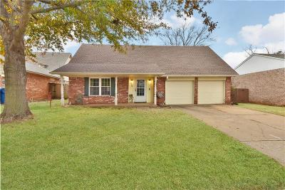 Edmond Single Family Home For Sale: 640 Reynolds Rd.