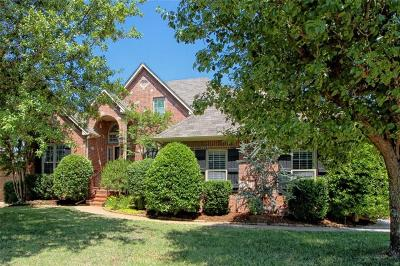 Edmond Single Family Home For Sale: 2700 Amesbury Lake