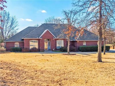 Choctaw Single Family Home For Sale: 15208 SE 71st Street