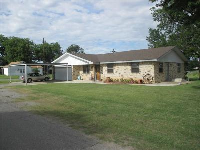 Beckham County Single Family Home For Sale: 202 S Pine