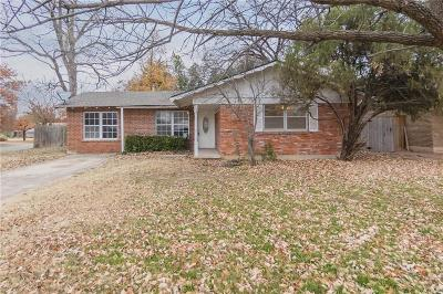 Single Family Home For Sale: 901 Barkley Circle