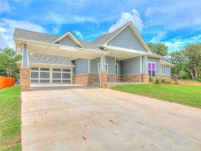 Edmond Single Family Home For Sale: 2425 Rumble Lane