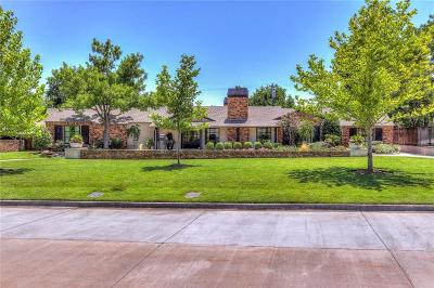 Nichols Hills OK Single Family Home For Sale: $1,395,000