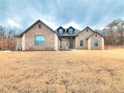 Oklahoma City Single Family Home For Sale: 12600 Arbor Meadows Lane