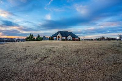 Blanchard OK Single Family Home For Sale: $325,000