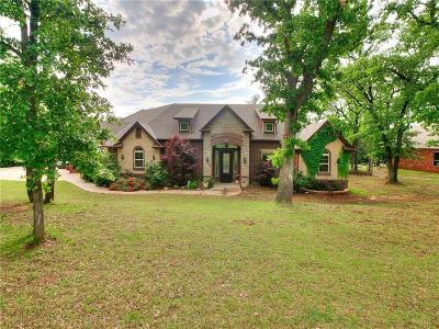 Oklahoma City Single Family Home For Sale: 9109 Via Del Vista