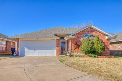 Oklahoma City Single Family Home For Sale: 12605 Springwood Drive
