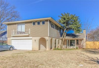 Norman Single Family Home For Sale: 1325 Magnolia Street