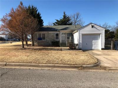 Oklahoma County Single Family Home For Sale: 3901 NW 25th Street