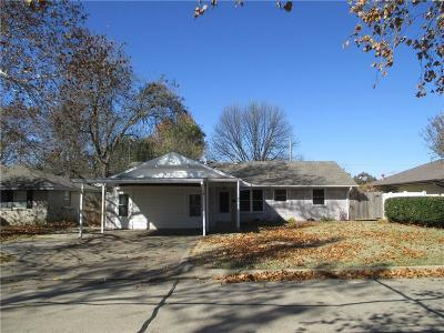 Norman Single Family Home For Sale: 1413 Canterbury