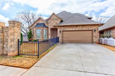 Norman Single Family Home For Sale: 100 Napoli Court