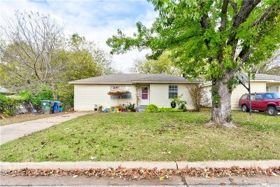 Midwest City Single Family Home Pending: 609 E Rose Drive