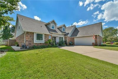 Oklahoma City Single Family Home For Sale: 12008 Cantle Road