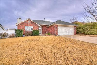 Choctaw Single Family Home For Sale: 1920 Butterfield Trail