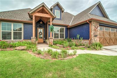 Edmond Single Family Home For Sale: 2116 Whitechapel Circle