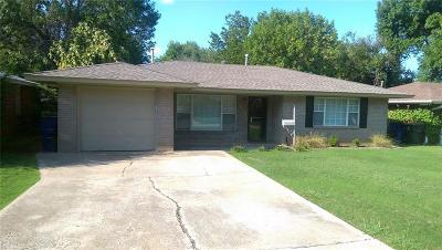 Oklahoma City Single Family Home For Sale: 1603 Andover Court