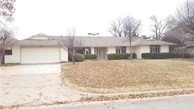 Canadian County, Oklahoma County Single Family Home For Sale: 2613 Warwick Drive
