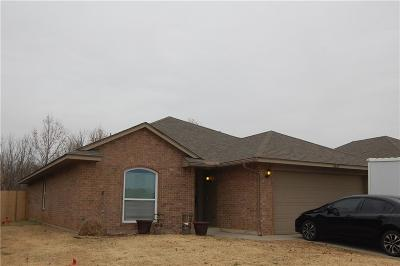 Oklahoma City Single Family Home For Sale: 5533 Crooked Creek Road