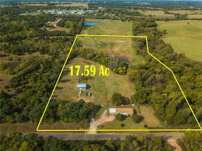 Blanchard OK Single Family Home For Sale: $164,900
