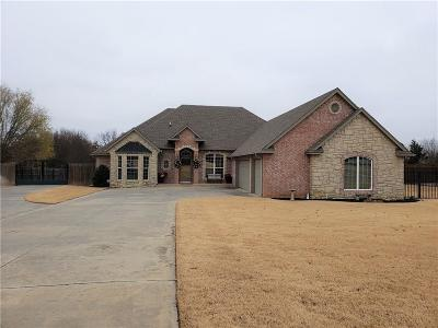 Choctaw Single Family Home For Sale: 798 Silver Tree Drive