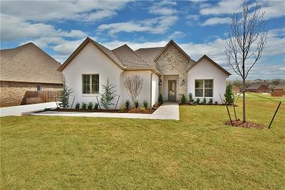 Edmond Single Family Home For Sale: 5108 Keystone Circle