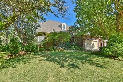 Edmond Single Family Home For Sale: 1116 Caines Hill Road