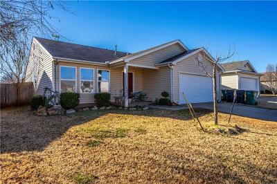 Edmond Single Family Home For Sale: 1616 149th
