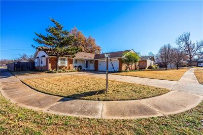 Edmond Single Family Home For Sale: 3100 Kelsey Drive