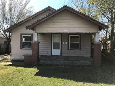 Shawnee Single Family Home For Sale: 1208 N Market