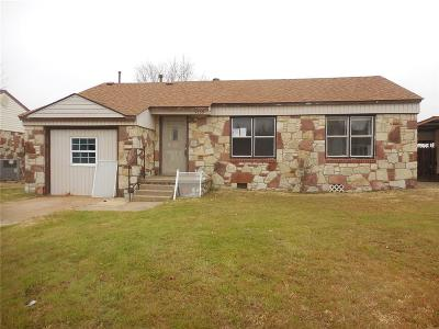 Canadian County, Oklahoma County Single Family Home For Sale: 4509 SE 20th Street