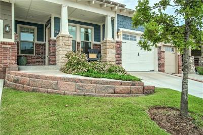 Canadian County, Oklahoma County Condo/Townhouse For Sale: 624 Outer Banks Way