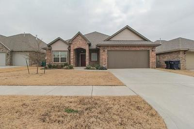 Oklahoma City OK Single Family Home For Sale: $245,000