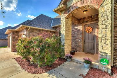 Edmond Single Family Home For Sale: 833 Sea Biscuit