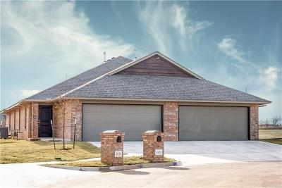 Oklahoma County Multi Family Home For Sale: 8820 SW 45th Street